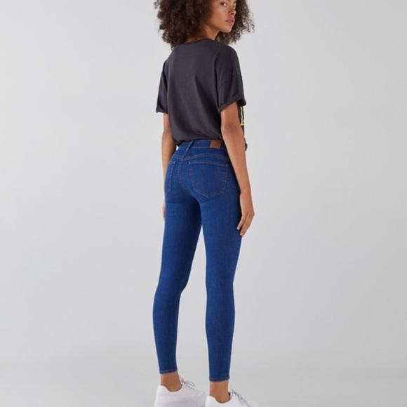 58ff0741 Bershka Jeans | Push Up | Poshmark